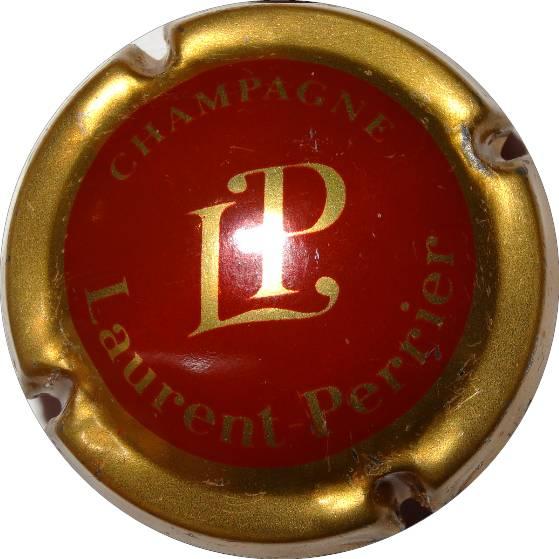 CAPSULE DE CHAMPAGNE LAURENT PERRIER*